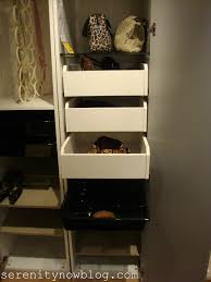 furniture beautiful closet organizers ikea with drawers and