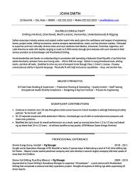 91b Resume Oil And Gas Resume Template 41389 Plgsa Org