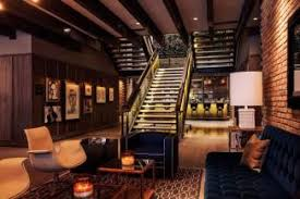Brown Interior Design by Hotel Interior Design Firm Hospitality Designers The Gettys Group