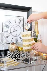 diy confetti bar perfect for new year u0027s eve fun and wedding