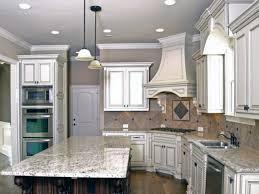Light Gray Kitchens Kitchen White Gray Countertops White Grey Granite Countertops