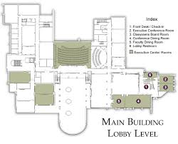 building floor plans building lobby level floor plans accommodations villa