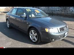 2004 audi a4 quattro review 2003 audi a4 3 0 quattro sedan road test review