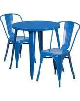 Blue Bistro Chairs Amazing Indoor Bistro Table Sets Deals