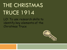 the christmas truce 1914 by ihinchley teaching resources tes