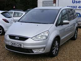 used ford galaxy 2010 for sale motors co uk