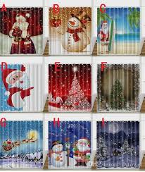 Santa Curtains Modern Pattern Curtains Online Modern Pattern Curtains For Sale