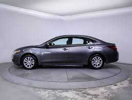nissan altima 2016 for sale used used 2016 nissan altima s sedan for sale in miami fl 84547
