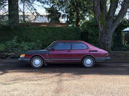 curbside classic 1993 saab 900 turbo u2013 not lagging in appeal