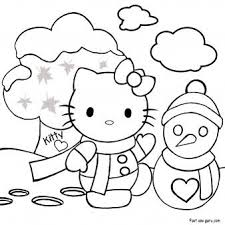 37 kitty images coloring sheets