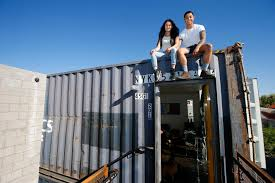 shipping containers offer welcome homes in phoenix wtop container