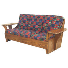 american rustic old hickory mission style settee for sale at 1stdibs