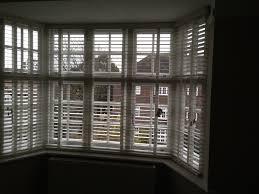black vertical blinds bay window deuren for