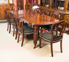 mahogany dining room set antique victorian mahogany dining tables room and seat with bench