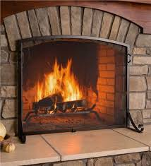 Sparks Fireplace - 10 best fireplace screens for winter 2017 decorative metal