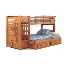 Wood Bunk Bed Plans Amusing Free Plans For Bunk Beds With Stairs By Lea Furniture
