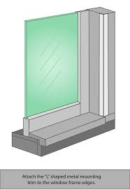 Pictures Of Windows by Interior Windows For Sound Control With Magnetic Tape Strips