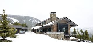 chalet house rustic montana house tour rustic ski chalet
