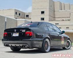 bmw m5 98 meisterschaft stainless gt racing axle back muffler bmw m5 sedan