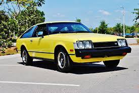 yellow toyota truck 1978 toyota celica gt ebay motors blog