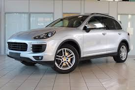porsche suv 2015 price used porsche cayenne cars for sale motors co uk