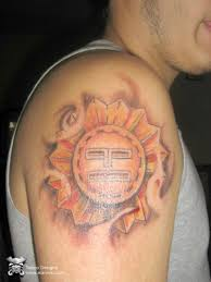 aztec tattoos and designs page 172