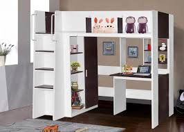 Free Bunk Bed Plans Twin Over Double by Desks How To Build A Loft Bed With Desk Deskss