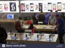 Apple Store Paris Paris France Europe French 1st Arrondissement Carrousel Carousel