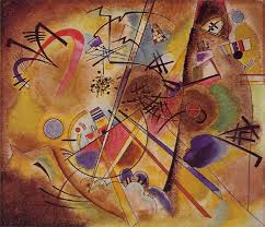 paint dream small dream in red 1925 by wassily kandinsky