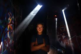 coke cans for halloween horror nights how this 16 year old made a business scaring people for halloween