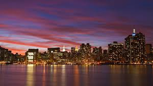 new york city sunset photos hd wallpaper new york pinterest