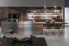 Ergonomic Kitchen Design Contemporary Italian Kitchen Modern Italian Kitchen Ideas