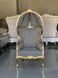 balloons atlanta delivery free nationwide delivery gold leaf pinstripe porter chairs dome