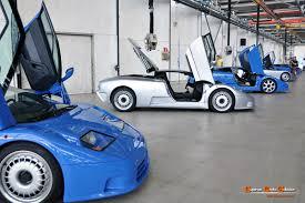 bugatti factory news