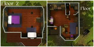 mod the sims supernatural starter homes