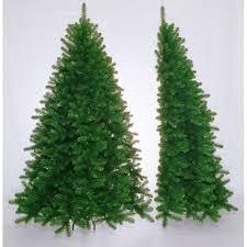 half christmas tree scandia spruce christmas tree half tree green 2 13m