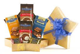 ghirardelli gift baskets wine stellar ghirardelli chocolate gift basket
