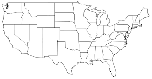 us map fill in printable united states maps outline and capitals the us50 view