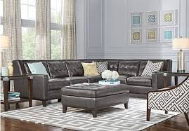 brown leather couch living room ideas get furnitures for leather living room furniture