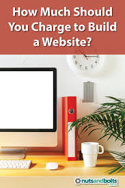 how much should you charge to build a website