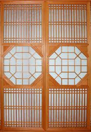 Korean Design Octagonal Geometric Design Korean Windows Pinterest