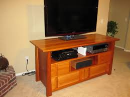 Wooden Tv Stands And Furniture Real Wood Tv Stands Photos That Really Captivating For Your
