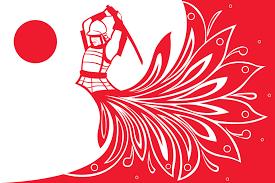 japanese flag of palekh vexillology