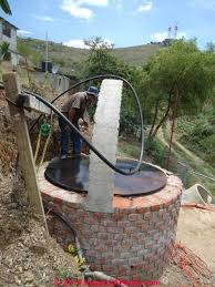 How To Drill A Water Well In Your Backyard How To Dig A Well Hand Dug Water Well Step By Step Procedure