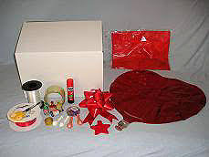 send a balloon in a box how to make a balloon in a box