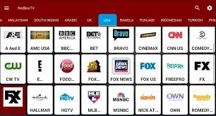tv apk redbox tv apk best free live tv on all android devices