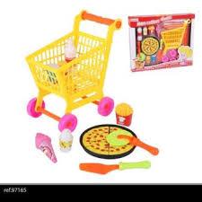 jeux fr de fille de cuisine caddie enfant jeu jouet dinette course fille marche eveil cuisine
