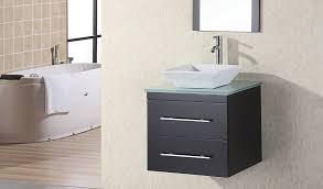 Floating Bathroom Vanities by Bathroom Furniture Bathroom Bathroom Vanity And Brown Harwood