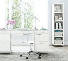 Piranha Corner Computer Desk White Large Desk Pottery Barn Bookcase With Open Shelves Narrow