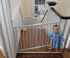 Baby Gate For Banister And Wall Ez Fit Baby Safety Gate Adapter Kit Protect Banisters And Walls